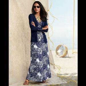 Lilly Pulitzer • Oh Cabana Boy Sloane Maxi Dress
